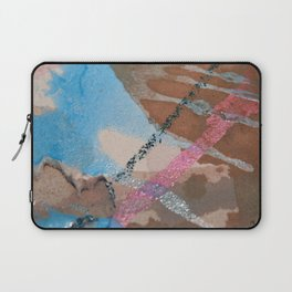 The Honeymoon is Over (Amped Up Detail) Laptop Sleeve