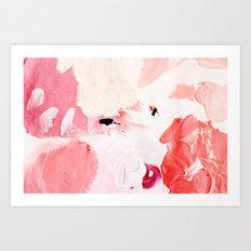 Palette No. Fifteen Art Print