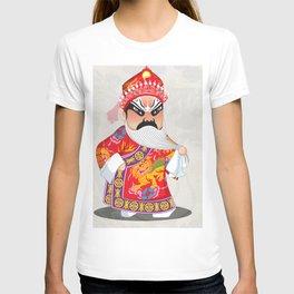 Beijing Opera Character LianPo T-shirt