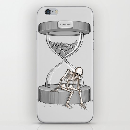 Please wait iPhone & iPod Skin