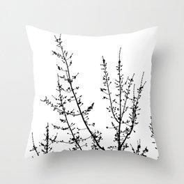 Treetops Throw Pillow