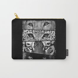 Primal Instinct - version 3 - no text Carry-All Pouch
