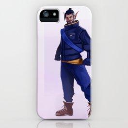 Winter Skin iPhone Case