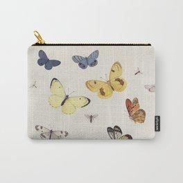 Ensemble de papillons {I/II} Carry-All Pouch