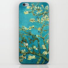Vincent Van Gogh Blossoming Almond Tree iPhone & iPod Skin