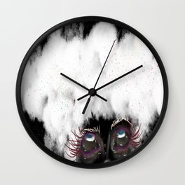 Disastrous Wall Clock