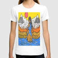 korra T-shirts featuring Korra by TheArtGoon
