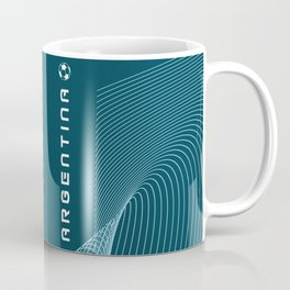 Argentina World Soccer Team Coffee Mug