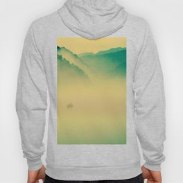 In the middle of nowhere Hoody