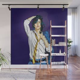 SCHOOLBOY CRUSH Wall Mural