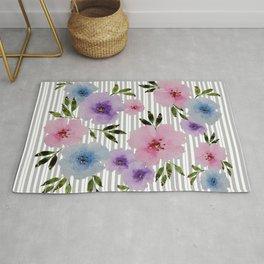 Floral Fanciness... Rug