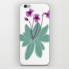 Butterwort iPhone & iPod Skin