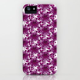 Hearts of Exploding Love iPhone Case