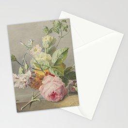 Georgius Jacobus Johannes van Os - Flower arrangement - 1800/1825 Stationery Cards
