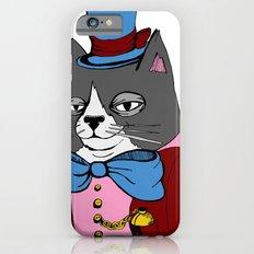 Dignified Cat iPhone 6s Slim Case