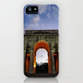 Victory Arch - Genoa iPhone Case