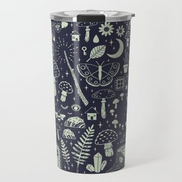 Fairy Garden: Midnight Travel Mug
