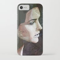 the lights iPhone & iPod Cases featuring LIGHTS by SAMHAIN