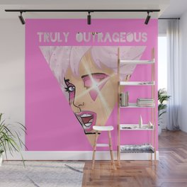 Jem And The Holograms Wall Mural