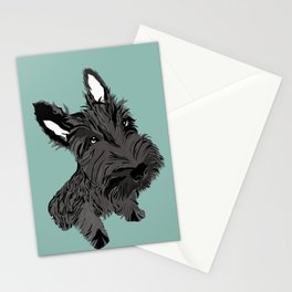 Scottie Stationery Cards