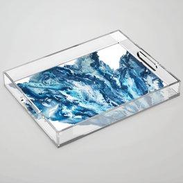 GLACIER Acrylic Tray