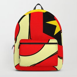 New Captain A shield Backpack