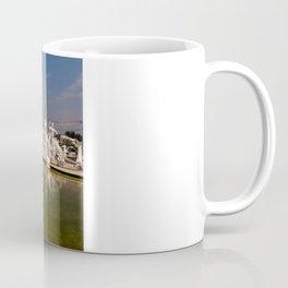 White Temple Coffee Mug