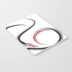 Geomissium - the bike rider Notebook