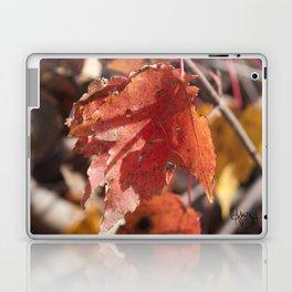 Fall in Manchester, NH Laptop & iPad Skin
