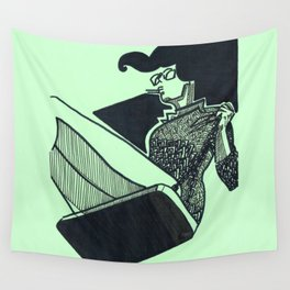 Persistent Swing Wall Tapestry