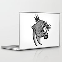 panther Laptop & iPad Skins featuring Panther by Shipmate