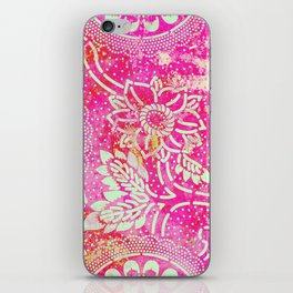 Boheme Pop iPhone Skin