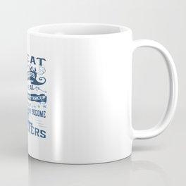 Trucker Woman Coffee Mug
