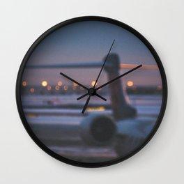 First Class Wall Clock