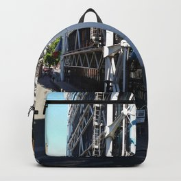 Centre Pompidou in Paris, France Backpack