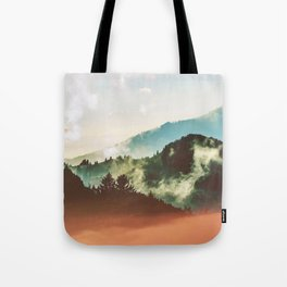 Mighty Mountain #society6 #decor #buyart Tote Bag