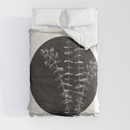 Nature Circle Art Comforters