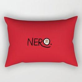 Nero Rectangular Pillow
