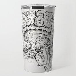 Brain Travel Mug