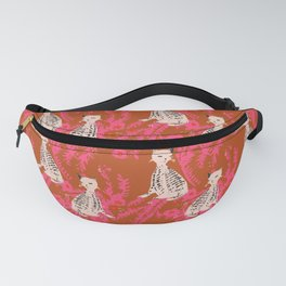 Veronica the cat Fanny Pack