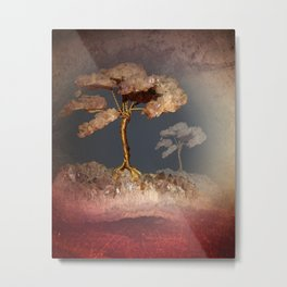 precious little tree -textured- Metal Print