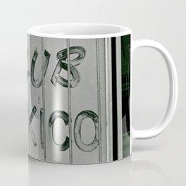 Club Mexico Coffee Mug