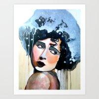 Pearl Art Print