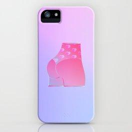 Kween of Hearts iPhone Case
