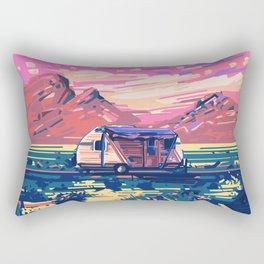 american landscape 5 Rectangular Pillow