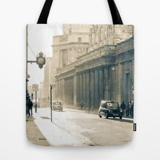 Old street that vanishes Tote Bag