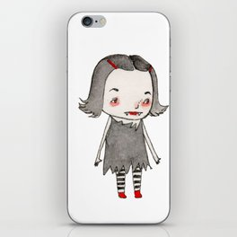 Vera's Vampire Costume iPhone Skin