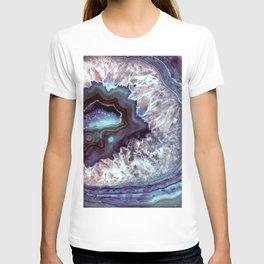 Ocean Blues Quartz Crystal T-shirt