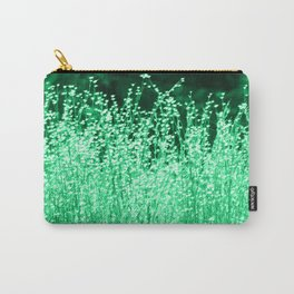 Grasses 2 Spring Breeze Carry-All Pouch