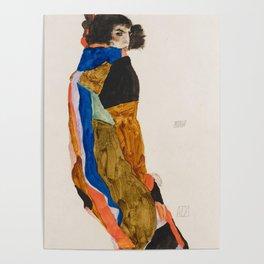"""Egon Schiele """"Moa"""" Poster"""